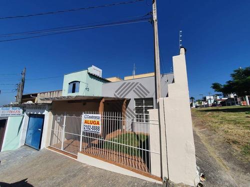 Casa Com 3 Dormitórios Para Alugar, 120 M² Por R$ 1.200,00/mês - Vila Trujillo - Sorocaba/sp - Ca1697