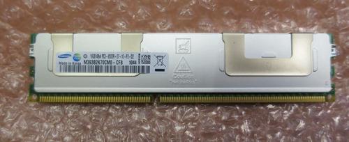 Memoria Servidor Dell T410 16gb 4rx4 Pc3l-8500r Ddr3 1066ecc