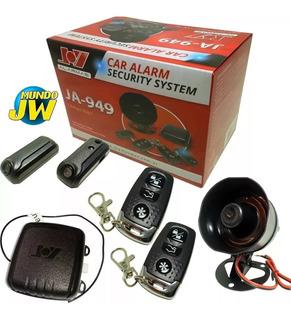 Alarma Para Auto Joy 949 / 2 Controles Presencia Bolumetric