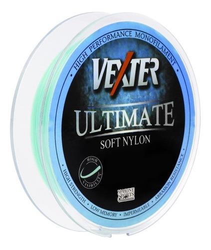 Linha De Pesca Monofilamento Vexter Ultimate Soft 300m Nylon