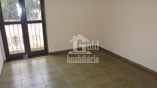 Casa Para Alugar, 198 M² Por R$ 2.000,00/mês - Jardim América - Ribeirão Preto/sp - Ca1200