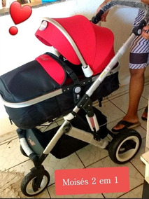 Confort Baby Car Moises Luxo