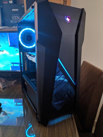 Pc Gamer I5 Nona Geração / Gtx 1060 / Ssd 256 Gb + Hd 500