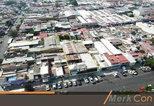 Terreno Bodega Venta 1600 M2 Medro Zona Del Vestir Guadalajara Jalisco, Mexico