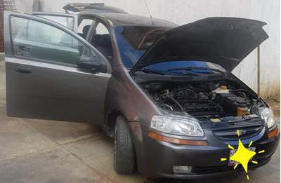 Aveo Chevrolet 5 Puertas Aveo Chevrolet 2005
