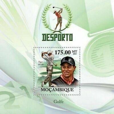 2010 Deportes- Golf- Tiger Wood- Mozambique