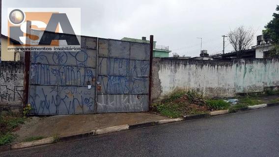 Terreno / Área Em Vila Monteiro - Poá, - 3038