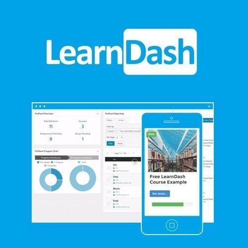 Learndash Lms + Addons Original + Propanel Original