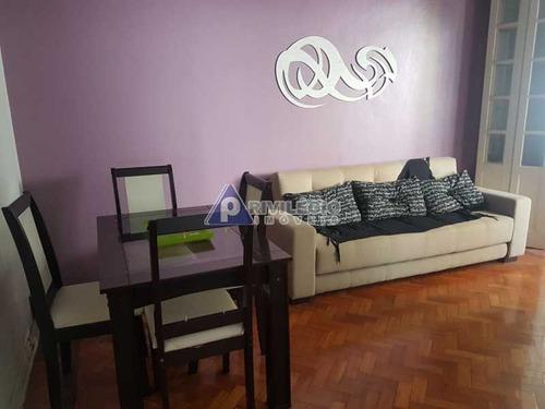 Imagem 1 de 21 de Apartamento À Venda, 2 Quartos, Copacabana - Rio De Janeiro/rj - 9736