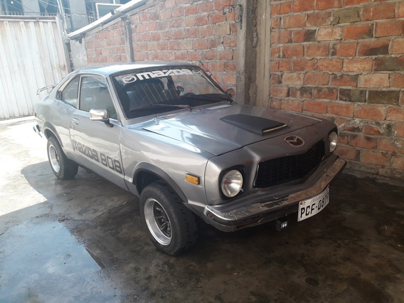 Mazda 808 Coupe 77