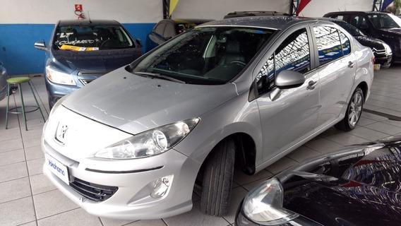 Peugeot 408 2.0 Aut. 2013 S/entr. 48x799,00