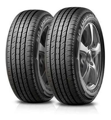 Kit X2 155/70 R12 Dunlop Sp Touring T1 + Tienda Oficial