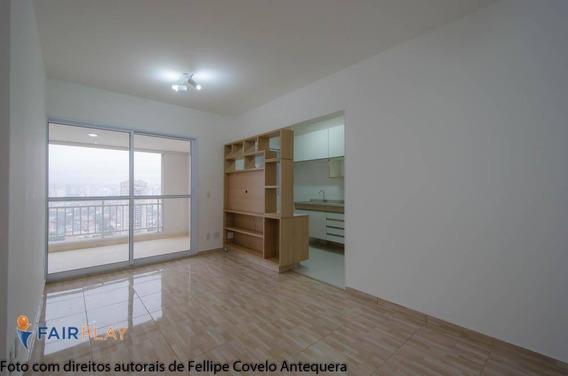 Apartamento Com 2 Dormitórios Para Alugar, 74 M² Por R$ 3.200/mês - Brooklin - São Paulo/sp - Ap4785