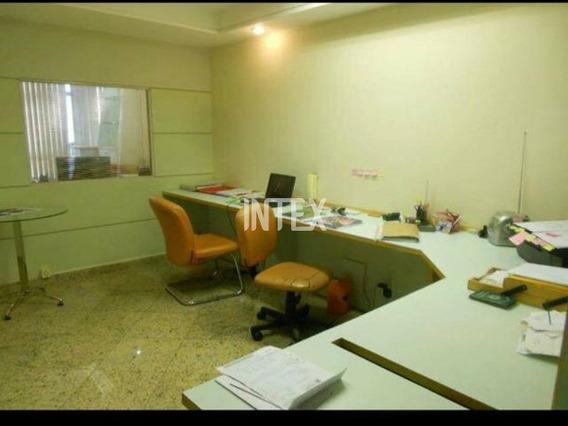 Sala A Venda, 5 Ambientes No Centro - Sa00018 - 34632911