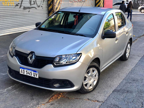 Renault Logan Gnc 1.6 Authentique 85cv 2019