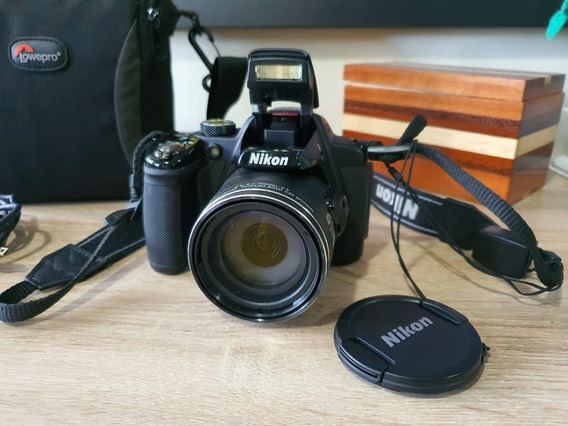Camera Coolpix P520