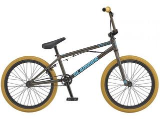Bicicleta Gt Slammer Rodado 20 Bmx Premium