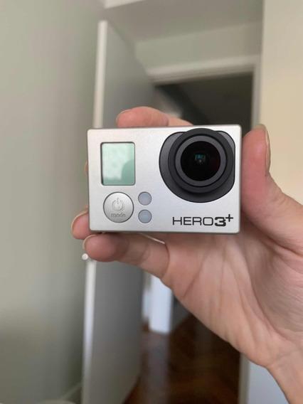 Câmera Filmadora Gopro Hero 3 + Black Seminovo