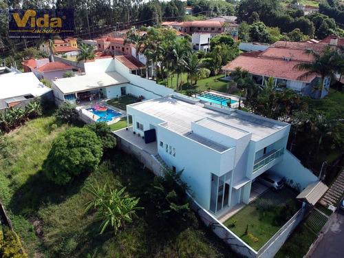 Imagem 1 de 15 de Casa De Condominio A Venda  Em Vale Da Benção  -  Araçariguama - 41097