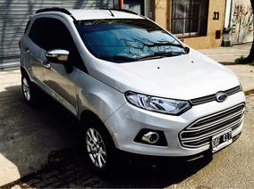 Ford Ecosport Se 1.6 Impecable Estado!!!