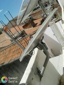 Antena Da Sky Completo,tem 2 Meses De Uso