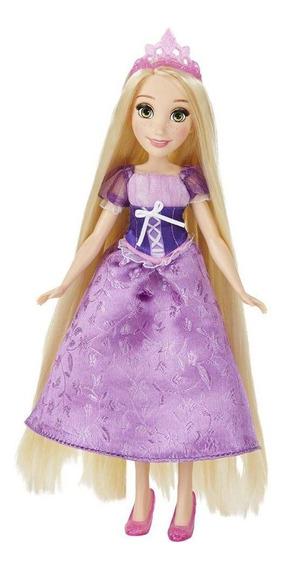 Princesas Disney Boneca Rapunzel Lindos Penteados - Hasbro