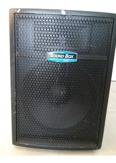 Caixa Acústica Passiva Soundbox 12 Polegadas 300 Watts Rms