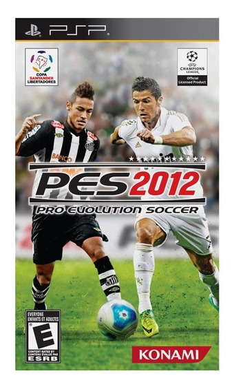 Jogo Midia Fisica Pro Evolution Soccer 2012 Pes 12 Para Psp