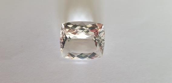 Pedra Preciosa Natural Cristal De Rocha Quartzo 25,3 Quilate