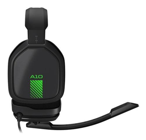 Diadema Astro A10 Edicion Xbox One Gamer Ps4/switch/pc 3.5mm