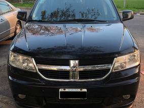 Dodge Journey 2.7 Rt Atx (3 Filas)+dvd+techo