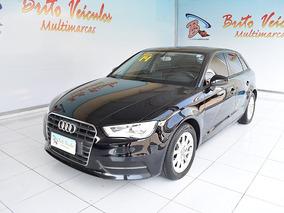 Audi A3 1.4 Tfsi Attraction 16v Gasolina 4p S-tronic 2014