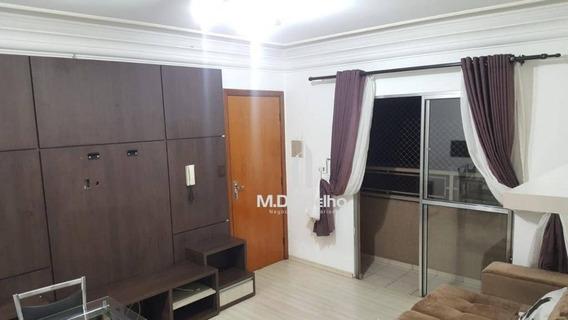 Apartamento Com 2 Dormitórios Para Alugar, 66 M² Por R$ 1.500/mês - Centro - Sorocaba/sp - Ap0335