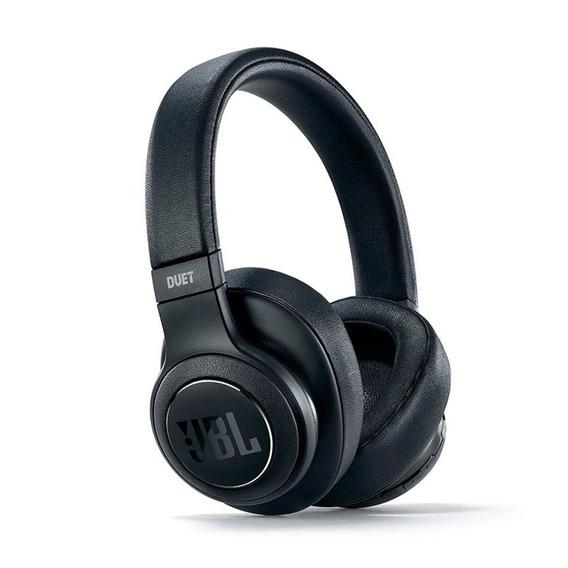 Fone De Ouvido Bluetooth Jbl Duet Bt Nc Preto
