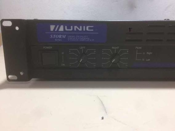 Potência Unic Zx-200 Storm Series