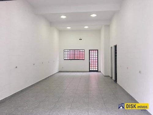 Imagem 1 de 21 de Prédio À Venda, 190 M² Por R$ 960.000,00 - Vila Alcântara - São Bernardo Do Campo/sp - Pr0008