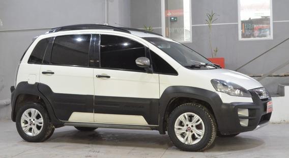 Fiat Idea Adventure 1.6 16v Con Gnc 2011 5 Puertas