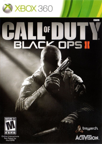 Call Of Duty Black Ops 2 Xbox 360 Midia Digital Cod Bo2