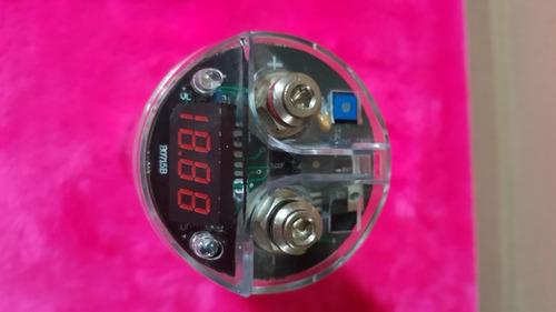 Imagen 1 de 5 de Capacitor B52, Dpc 10, 1.0 Farad 20/24 Vdc
