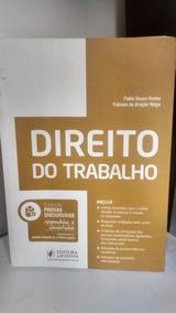 Direito Do Trabalho Paulo Souza Rocha/fabiano De A. Veiga