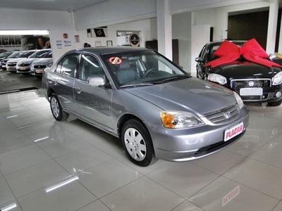 Honda Civic Lx 1.7 16v, Knh9242