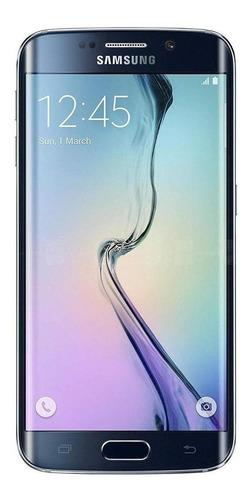 Imagem 1 de 3 de Samsung Galaxy S6 Edge 32 GB preto-safira 3 GB RAM