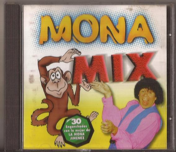 La Mona Jimenez Cd Mona Mix Cd Original