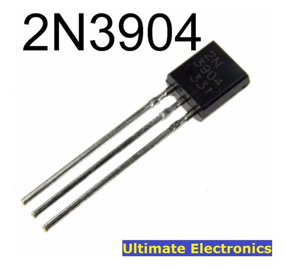 Transistor 2n3904 Npn Small Signal Transistor 20 Pcs