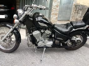Honda Shadow Vt600c Preta