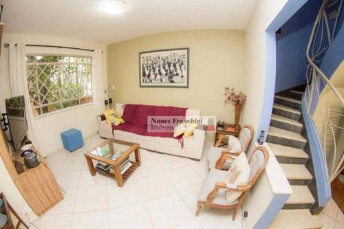 Casa À Venda, 220 M² Por R$ 1.500.000,00 - Vila Madalena - São Paulo/sp - Ca0503