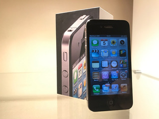 iPhone 4 - 8 Gb Desbloqueado