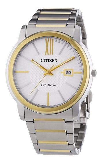 1 Reloj Eco Dri Mod Aw1214-57a -ó- Fe6014-59a Pareja Citizen