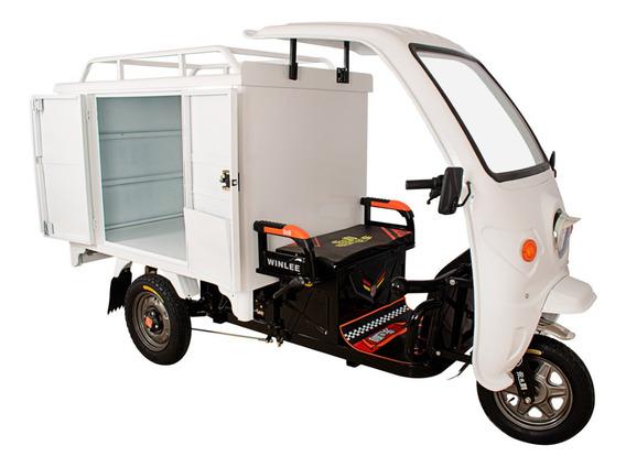 Tricimoto Motocarro Eléctrica Tipo Furgón Nueva Modelo 2021