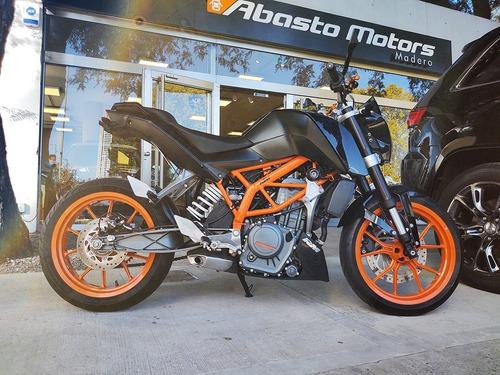 Ktm Duke 390 2016 5000 Kms Impecable Abasto Motors
